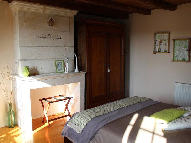 Chambre Venise Verte