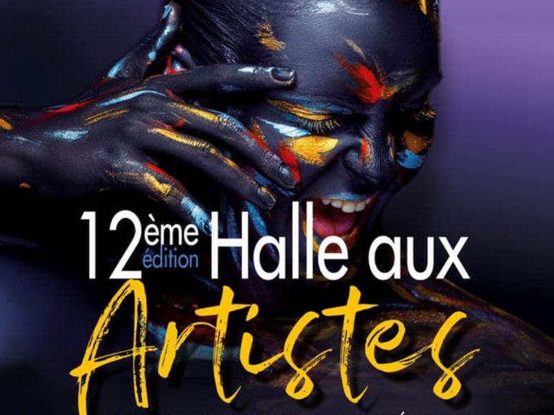 Affiche Halle aux Artistes