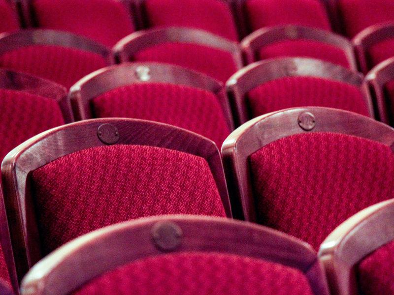 chaises de spectacle
